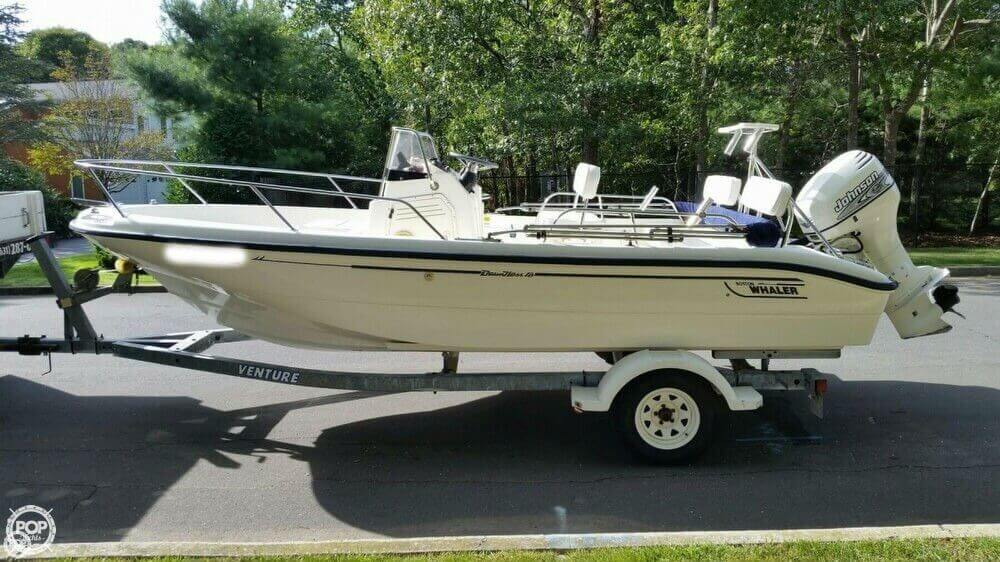 2001 Boston Whaler 18 dauntless