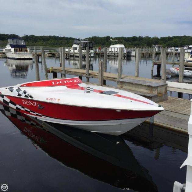 Donzi boats for sale in Michigan - boatinho com