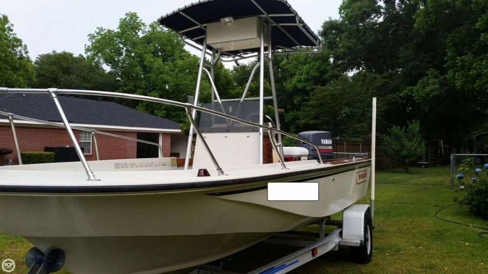 1986 Boston Whaler 18 outrage
