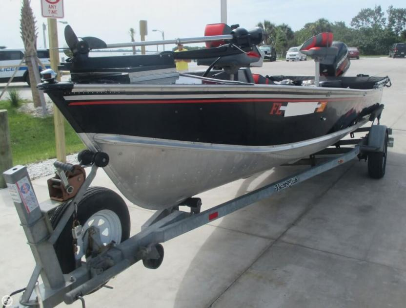 Used Lund Power boats for sale - boatinho com