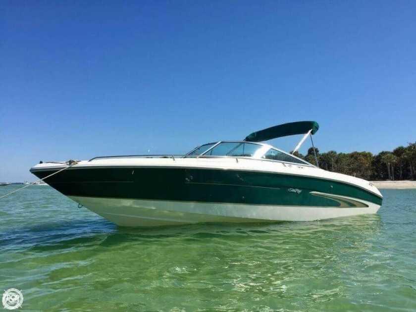 Used Sea Ray Bowrider boats for sale - boatinho com
