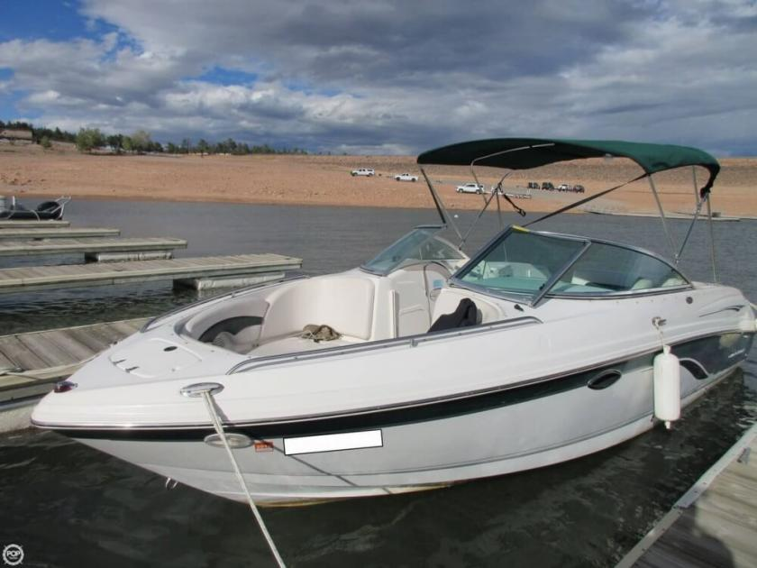 2000 Chaparral 230 ssi