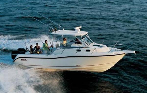 2009 Boston Whaler conquest 305
