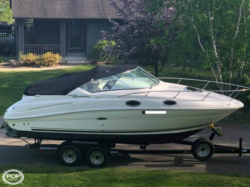 Sea Ray boats for sale in Minnesota - boatinho com