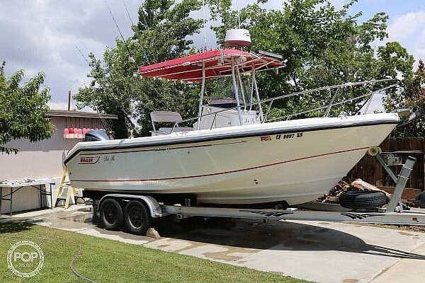 2002 Boston Whaler outrage 230