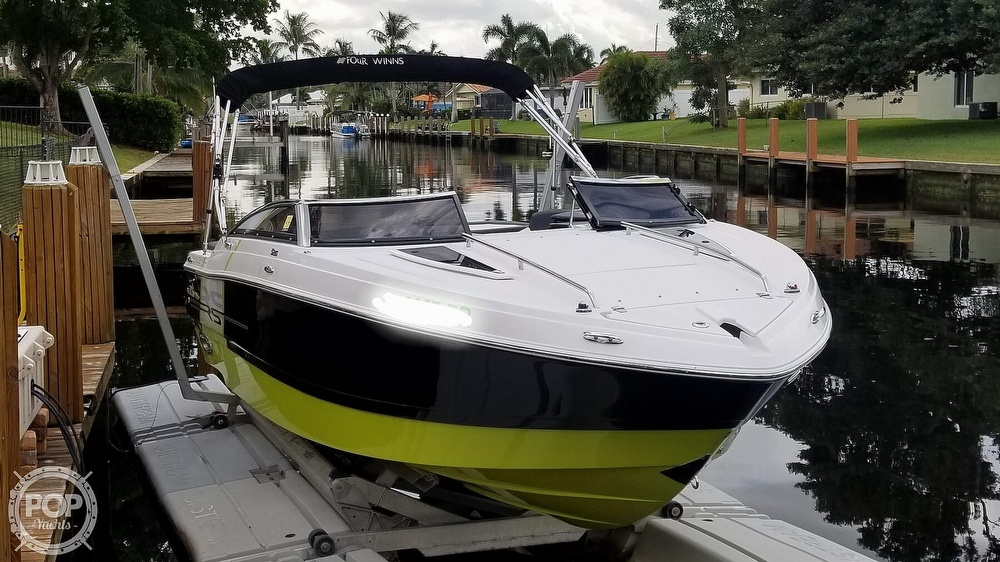 2014 Four Winns sundowner 215 rs