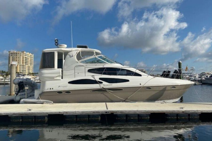 2008 Cruisers 415 express
