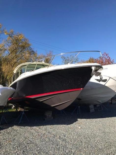 2014 Heritage corsair 36 now in maryland